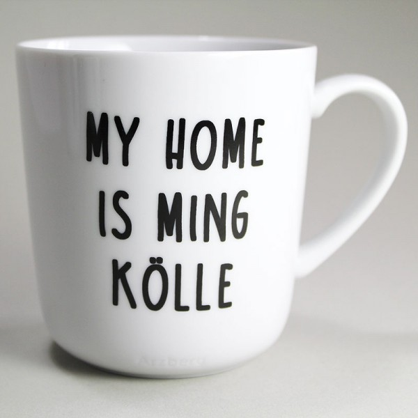 my home is ming Kölle